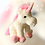 Thumbnail: Sparkle The Unicorn Soft Plush Toy