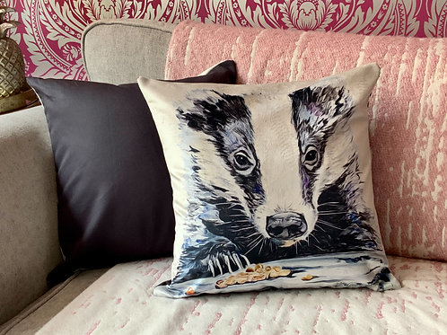 Baby Beau's Sett Cushion