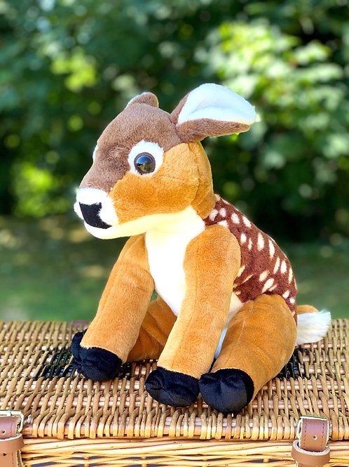 Freckles Fawn Soft Plush Toy