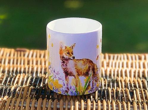 Butterfly Fox Mug