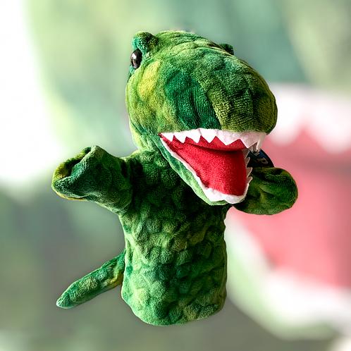 Dino The T-Rex Dinosaur Hand Puppet