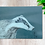 Thumbnail: Dandelion Badger Glass Chopping Board