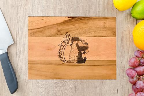 Acacia Wood Chopping Board/ Serving Platter
