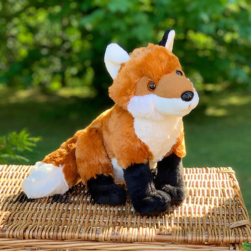 Foxy Loxy Soft Plush Toy