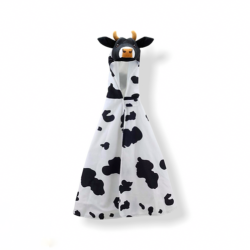Dressing Up Animal Capes - Daisy The Cow '