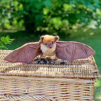 Bertha Bat Soft Plush Toy