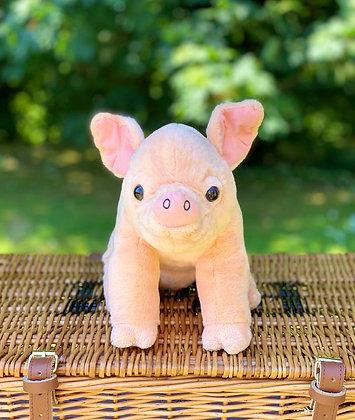 Wilbur Pig Soft Plush Toy