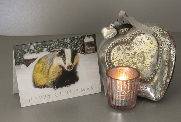 Little Humbug Christmas Cards ( PACK OF 10 )