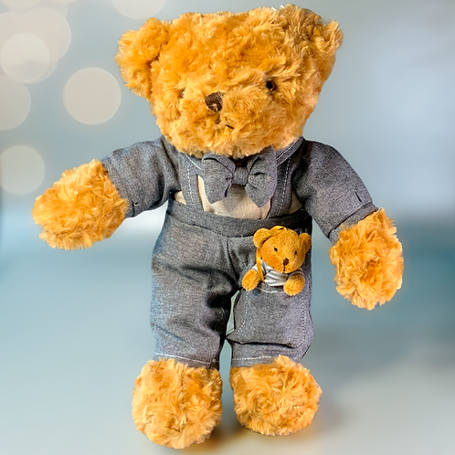 Daddy Bear Soft Plush Toy