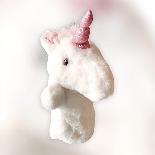 Sparkle The Unicorn Hand Puppet