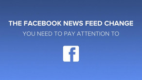 Facebook News Feed Update Don't Miss Out