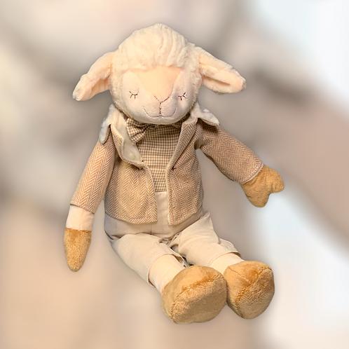 Mr Lamb Soft Plush Toy