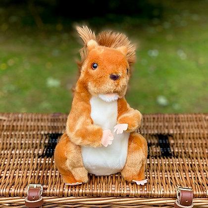 Mr Squirrel Hand Puppet