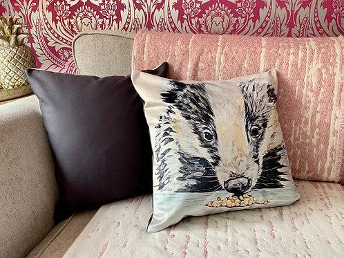 Mrs Lumpy's Sett Cushion