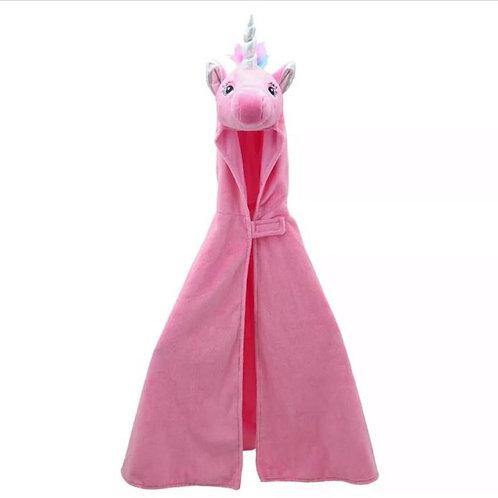Dressing Up Animal Capes - Sparkle The Unicorn
