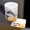 Thumbnail: Dandelion Badger Mug  Coaster Set