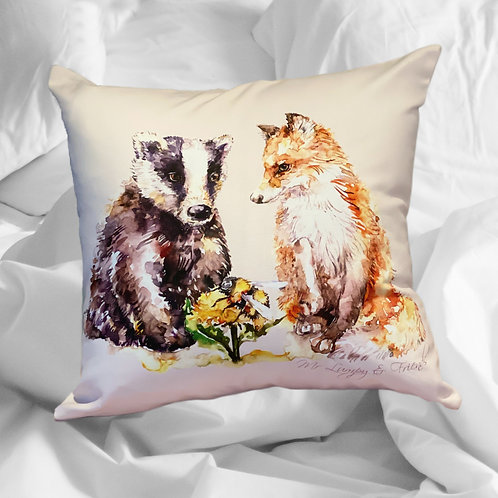 Let's Bee Friends Cushion