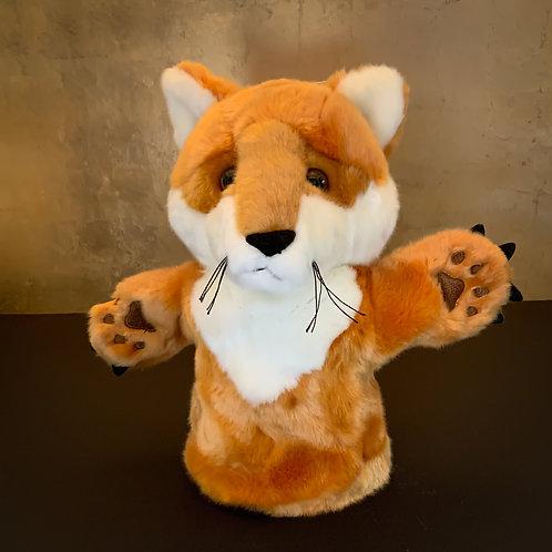 Foxy Buddie Hand Puppet