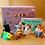 Thumbnail: Nursery Rhymes Book & Finger Puppets