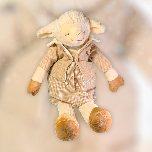 Mrs Lamb Soft Plush Toy.