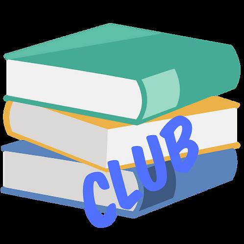 Magic Tree House Book Club (1st-3rd)--Semester 2