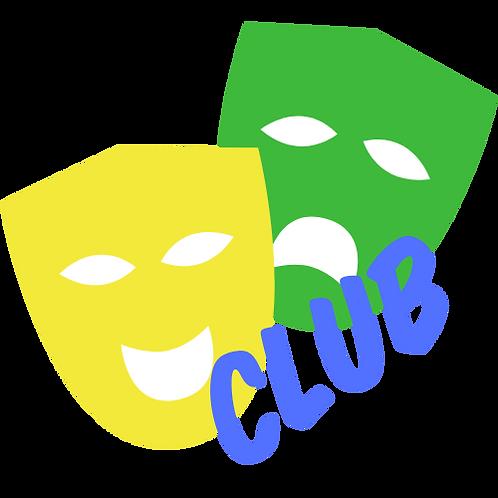 Theatre Club - Semester 1