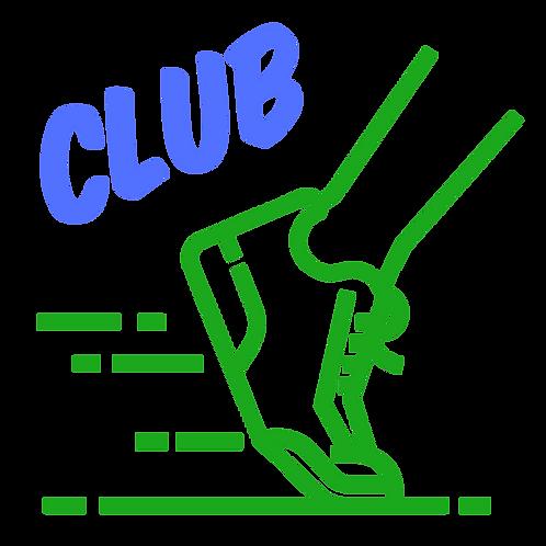 Running Club (Train for 5k) - Semester 2