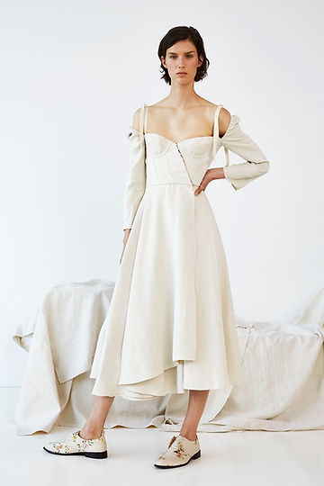 Brock Collection Resort 2018 Look 13