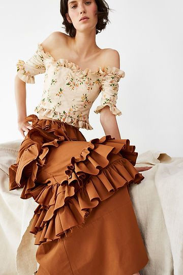 Brock Collection Resort 2018 Look 3
