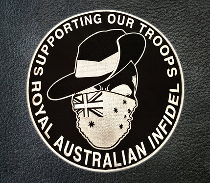 Large Supporter Patch!