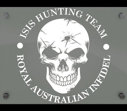 Hunting Team Decal!