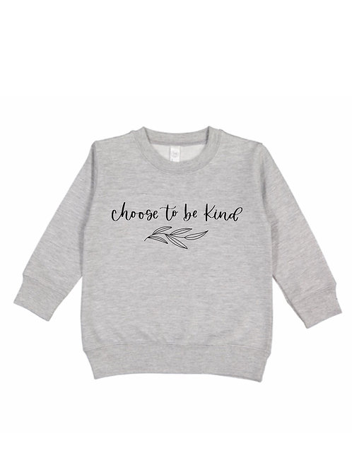 Choose to be Kind Adult Pullover - PreOrder