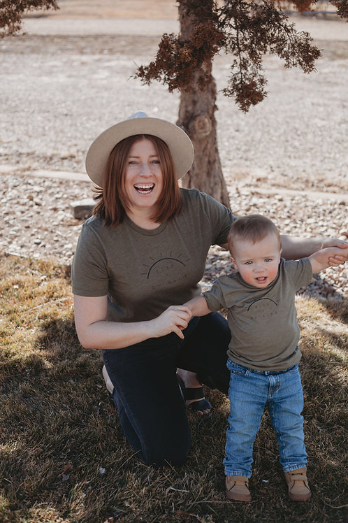 Rise + Be Kind | Mommy + Me Set
