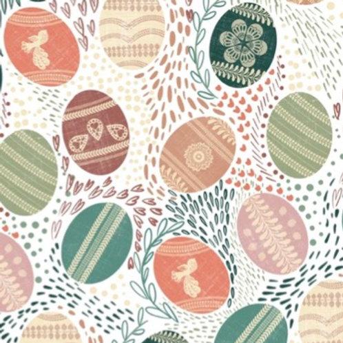 Easter Eggs Romper
