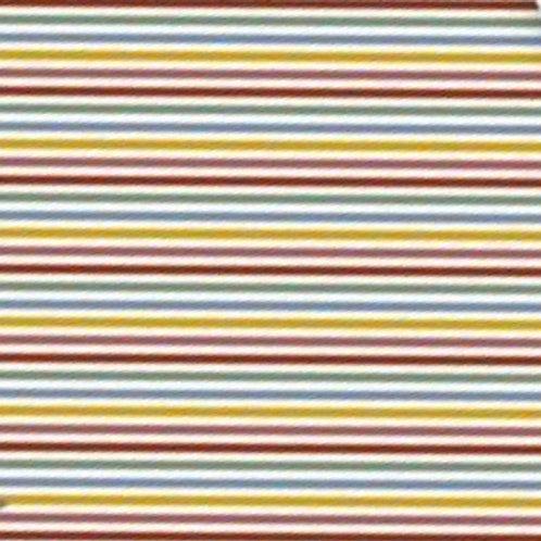 Dusty Stripe Romper