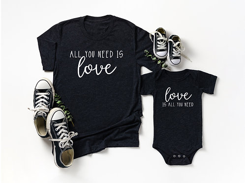 All You Need is Love | Mommy + Me