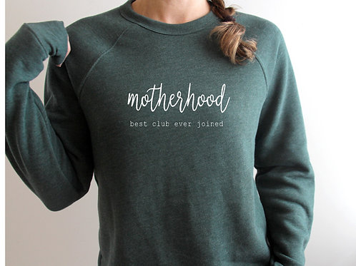 Motherhood Pullover