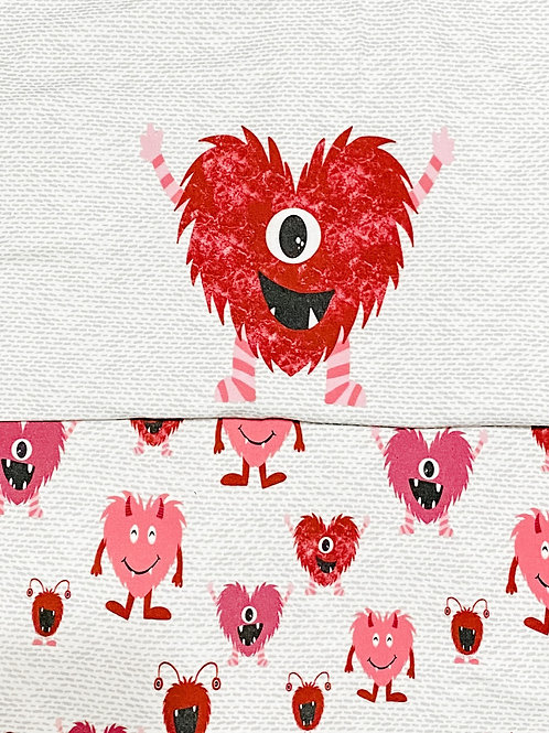 Heart Monster Sweatshirt
