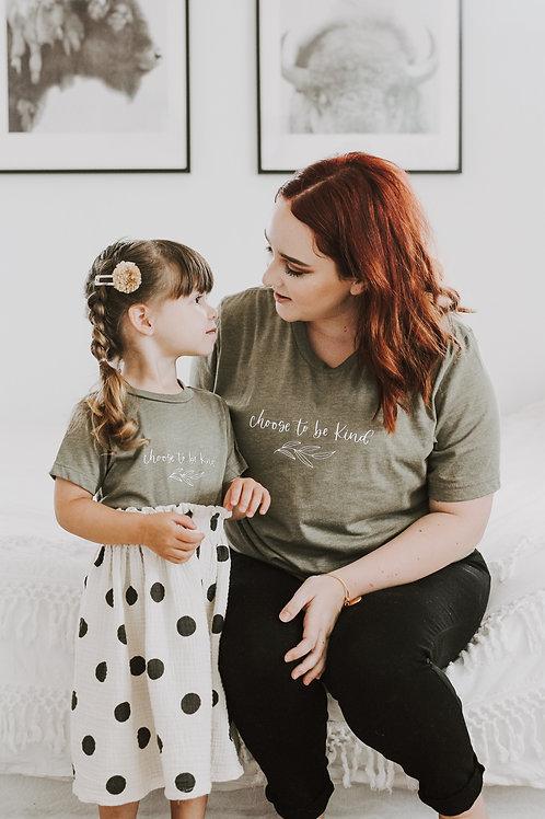 Choose to be Kind | Mommy + Me Set
