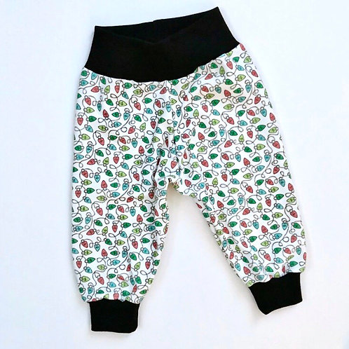 Christmas Lights Joggers