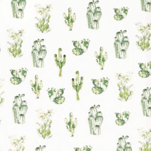 Watercolor Cactus Shorties