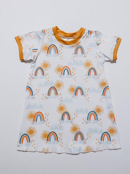Sunshine + Rainbows Dress