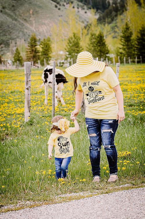 Sunshine Mommy + Me Set