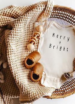 Merry + Bright // Cream
