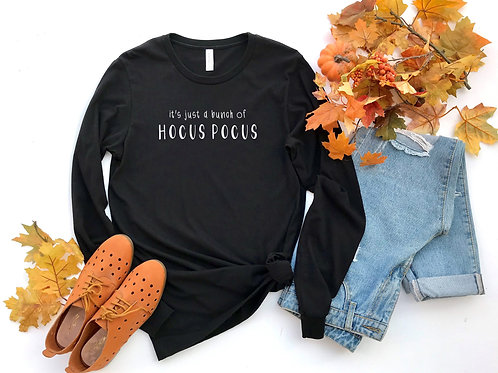 Hocus Pocus // Long Sleeve