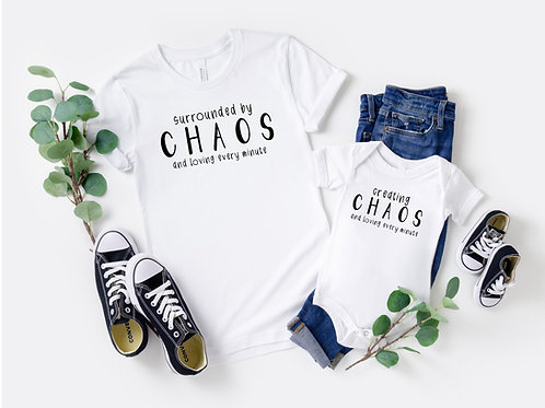 Chaos | Mommy + Me Set