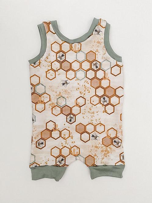Honeybee Romper