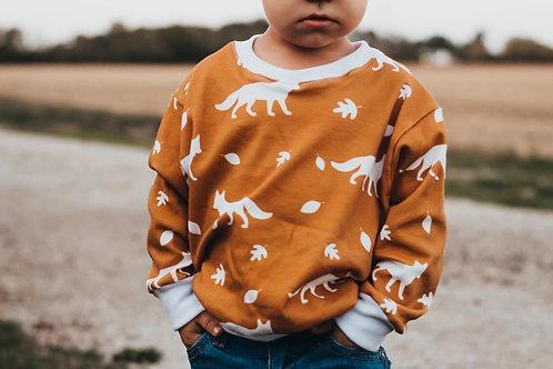 Autumn Fox Pullover