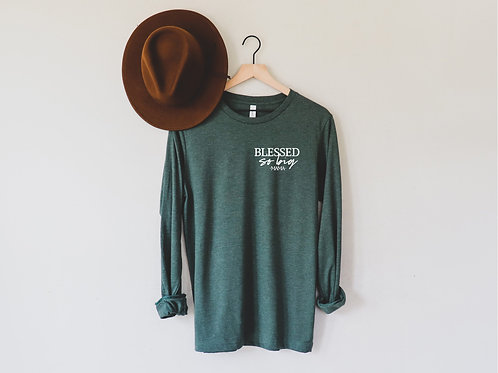 Blessed So Big // Long Sleeve