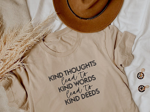 Kind Thoughts